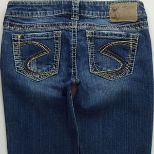Silver Jeans Frances 18 Boot Cut Women's 26 A150J
